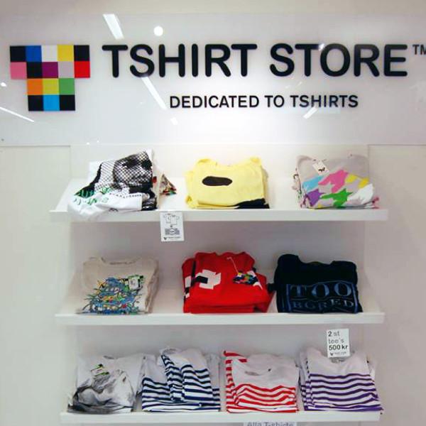 Tshirt Store